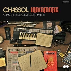 Indiamore (avec commentaires exclusifs de Chassol) Albumcover