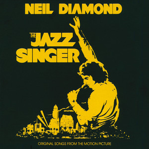 The Jazz Singer (Original Songs From The Motion Picture) Albumcover