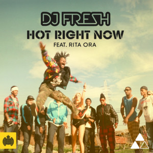 DJ Fresh, Rita Ora, Camo & Krooked Hot Right Now - Camo & Krooked Remix cover