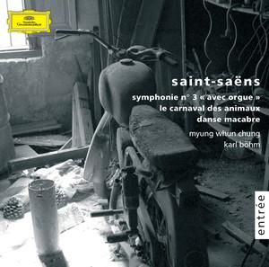 """Saint-Saëns - Symphonie """"avec orgue"""" - Le Carnaval des animaux album"""