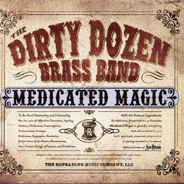 Dirty Dozen Brass Band on Amazon Music
