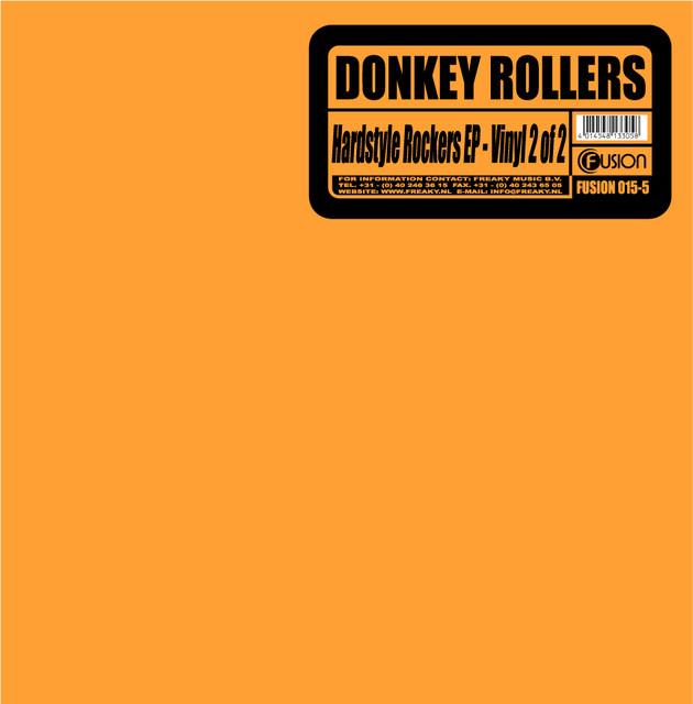Hardstyle Rockers EP 2