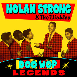 Album cover for Fortune Of Hits, Vol. 2 by Nolan Strong & the Diablos