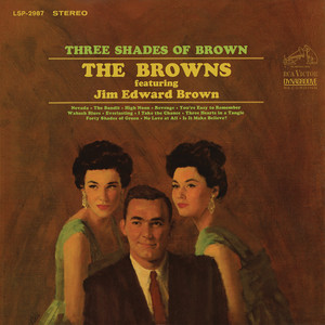 The Browns, Jim Edward Brown I Take the Chance cover