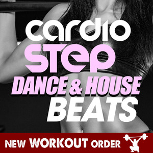 Cardio Step Dance and House Beat album