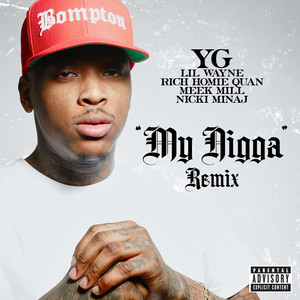 My Nigga (Remix) Albümü