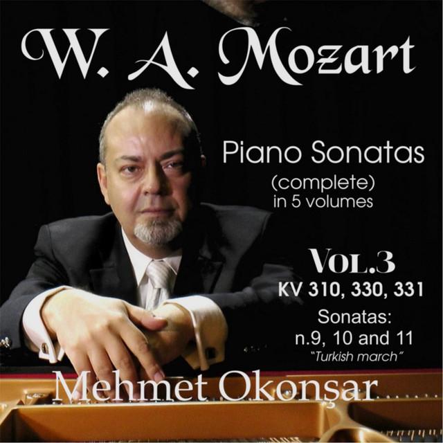 Mozart Complete Piano Sonatas, Vol. 3
