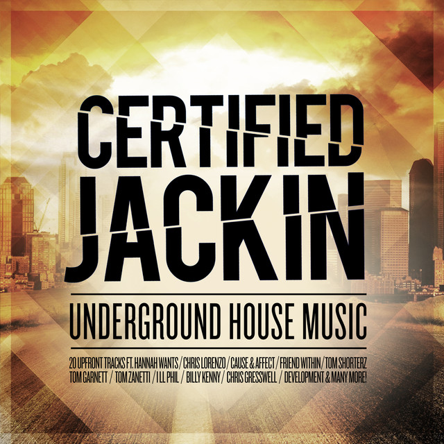 Certified jackin underground house music by various for House music 90s list