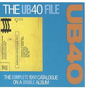 The UB40 File album