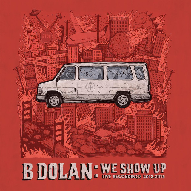 We Show Up: Live Recordings 2013-2015