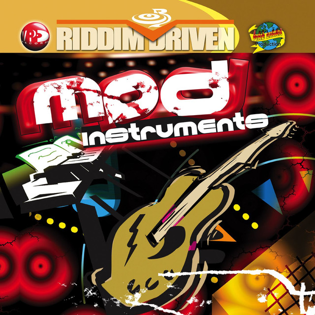 Various Artists Riddim Driven: Mad Instruments album cover