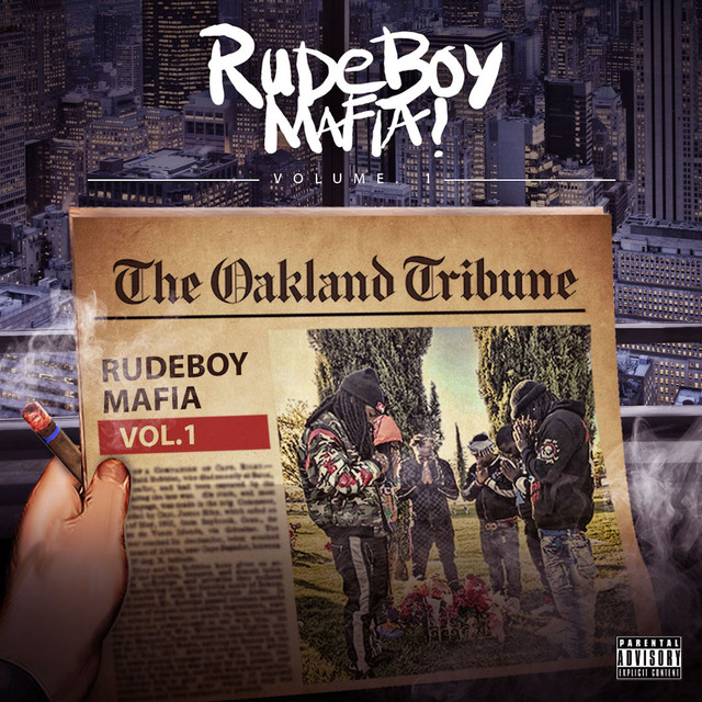 Album cover for Rudeboy Mafia, Vol. 1 by D-Lo