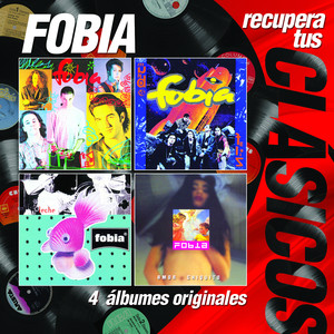 Recupera tus Clásicos - Fobia Albumcover