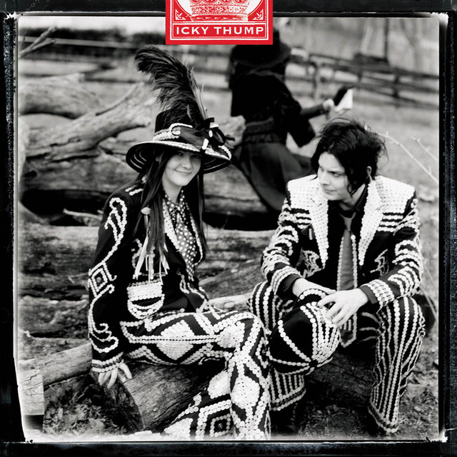 Album cover for Icky Thump by The White Stripes