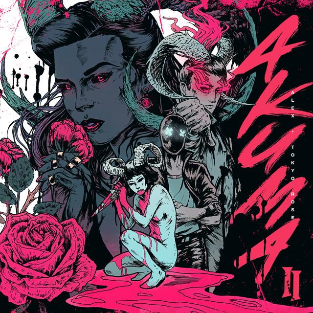 Album cover for Akuma II by Alex, Tokyo Rose
