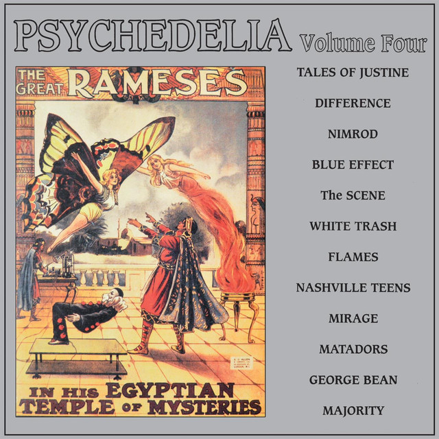 Psychedelia, Volume Four: The Great Ramses In His Eqyptian Temple Of Mysteries