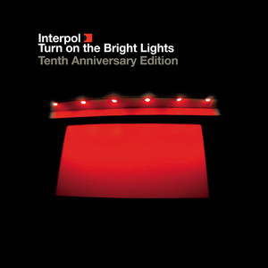 Turn On The Bright Lights (Tenth Anniversary Edition) Albumcover