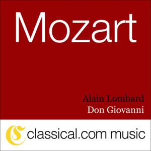 Wolfgang Amadeus Mozart, Don Giovanni, K. 527 album