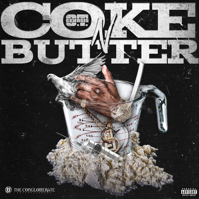 Album cover for Coke N Butter by O.T. Genasis