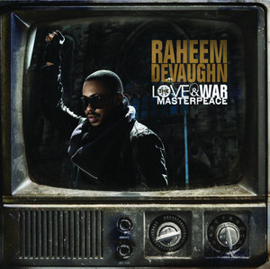 The Love & War MasterPeace Albumcover