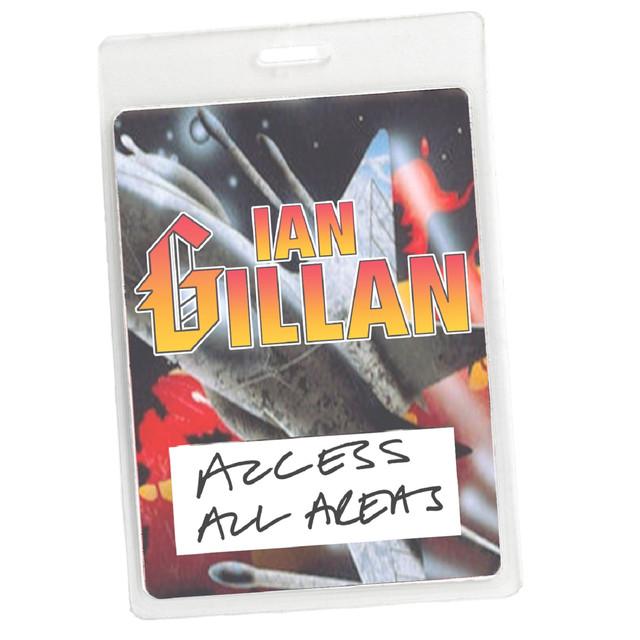 Ian Gillan Access All Areas - Ian Gillan Live (Audio Version) album cover
