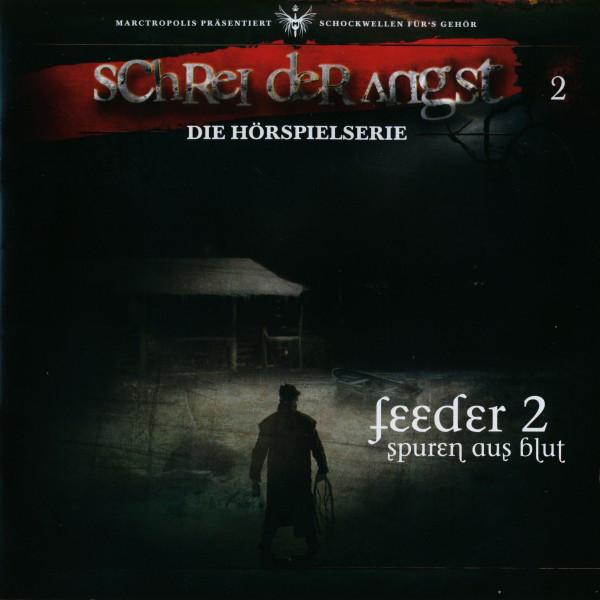 Folge 2 - Feeder - Spuren aus Blut Cover