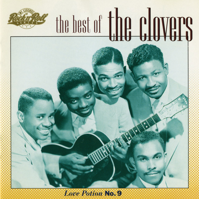 The Best Of The Clovers (Love Potion No. 9)