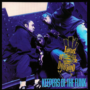 Keepers of the Funk album