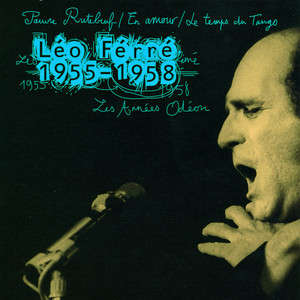 Léo Ferré T'en as cover