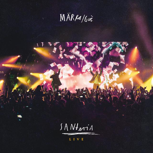Marracash, Guè Pequeno Santeria Live (Live @ Santeria Tour 2017) album cover