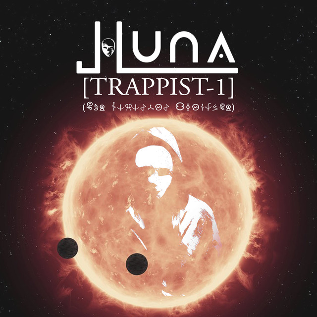 Album cover for TRAPPIST-1 by JLuna