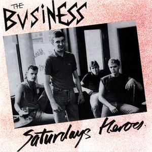 Saturdays Heroes album