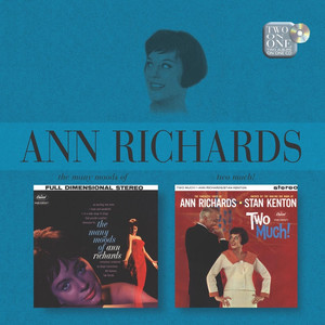 The Many Moods Of Ann Richards/Two Much! album