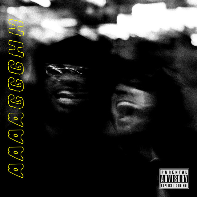 Album cover for AAAAGGGHH by The Doppelgangaz