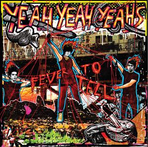 Fever To Tell Albumcover