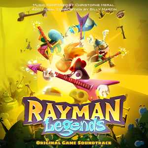 Rayman Legends  - Christophe Héral