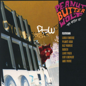 The Best of Peanut Butter Wolf album