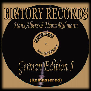 History Records - German Edition 5 (Remastered) album