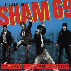 The Best of Sham 69: Cockney Kids Are Innocent album