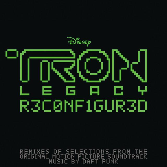 TRON: Legacy Reconfigured (Australian Version)