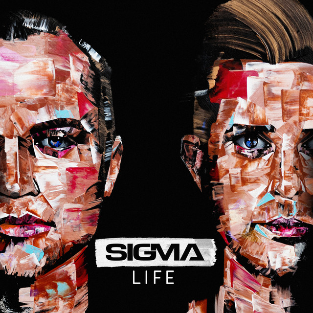 Album cover for Life by Sigma