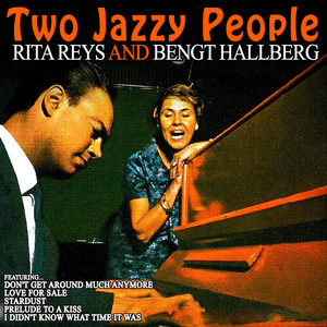 Rita Reys and Bengt Hallberg: Two Jazzy People album