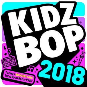 Kidz Bop There's Nothing Holding Me Back cover