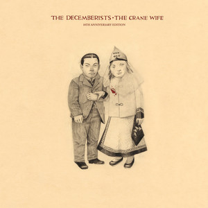 The Decemberists, Alela Diane Yankee Bayonet (I Will Be Home Then) - Alternate Take cover