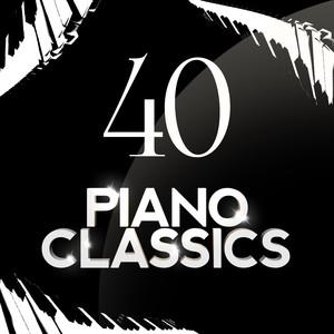 40 Piano Classics Albumcover