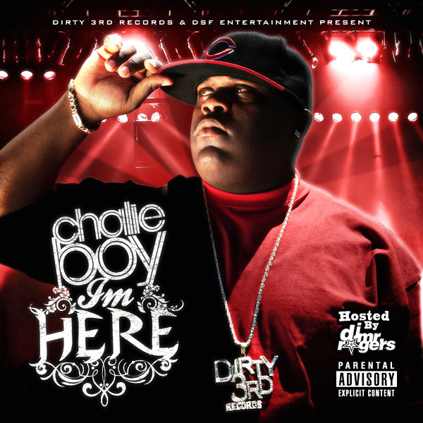 I'm Here (Hosted By Dj Mr. Rogers)