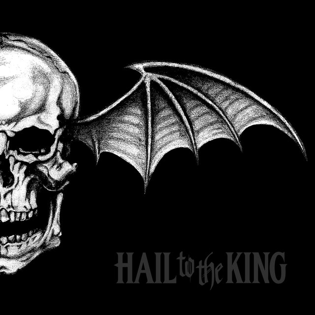 Avenged Sevenfold Hail to the King album cover
