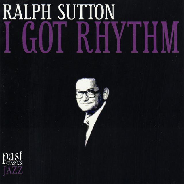 Ralph Sutton I Got Rhythm album cover
