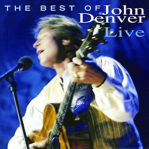The Best Of John Denver Live Albumcover