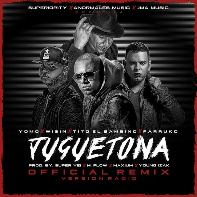 Juguetona (Remix)